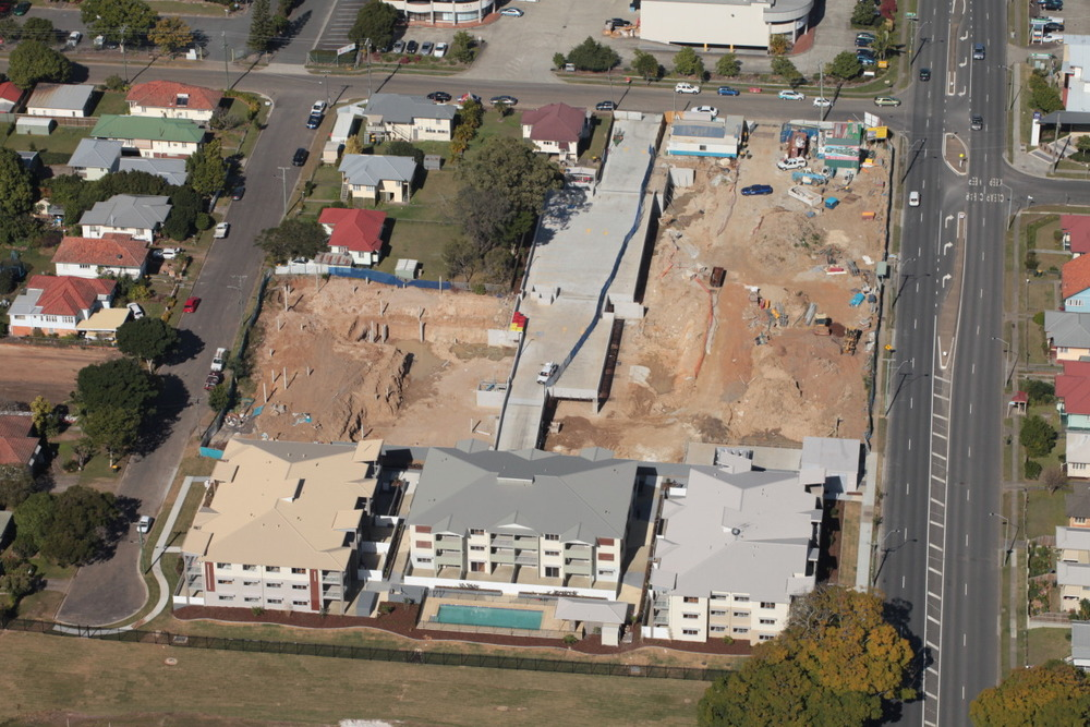 Northpark Residential Development, Stage 1 complete 11-7-11.jpg
