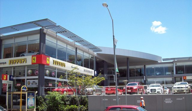 Ferrari & Audi Centre, Wickham Street, Fortitude Valley, Hutchinson Builders 2.jpg