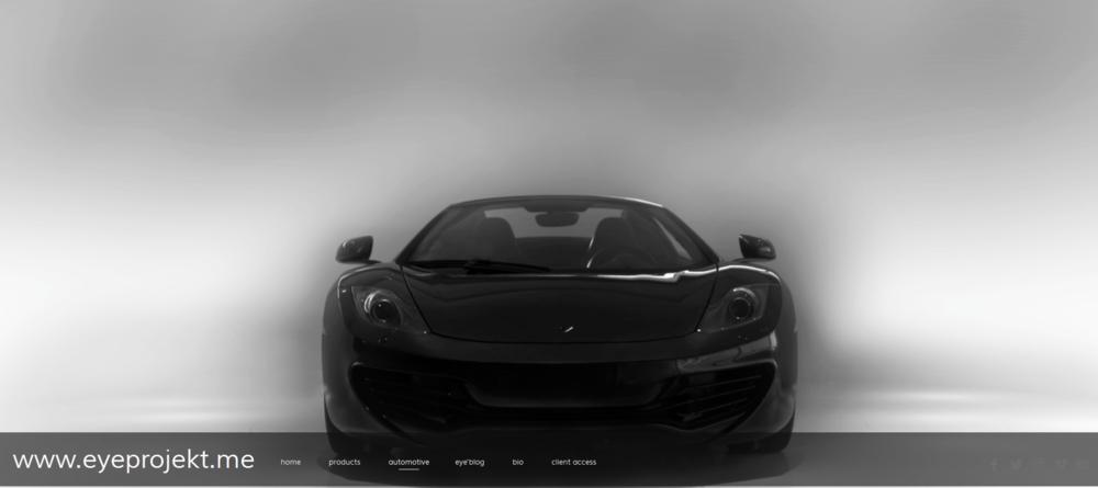 Auto Portfolio via www.eyeprojekt.me McLaren 12C Spider