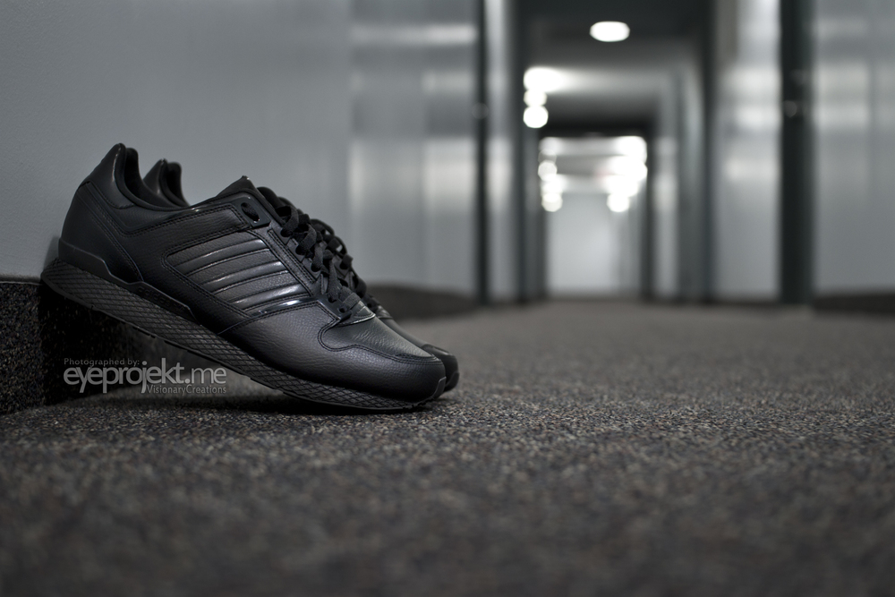 Adidas ZXZ ADV Black Leather