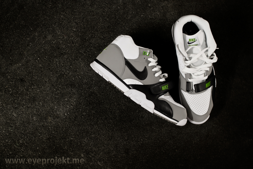 Nike Air Trainer 1 mid \\ Chlorophyll