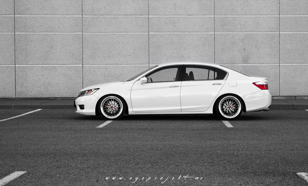 Lines and Tings \\ 2014 Honda Accord Sport CVT