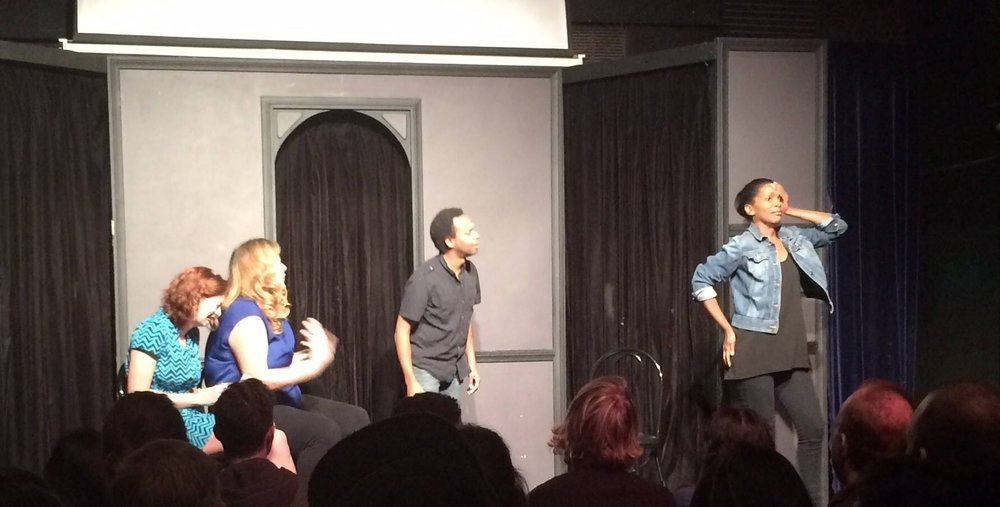 """Laughtivism"" - ioWest"