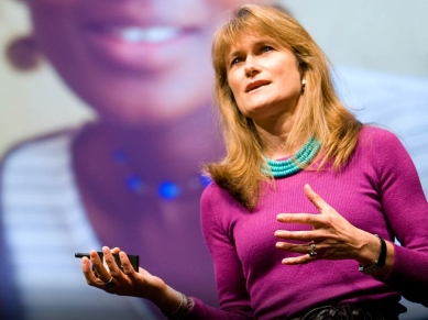 Jacqueline Novogratz, Founder & CEO, Acumen Fund (Source: TED)