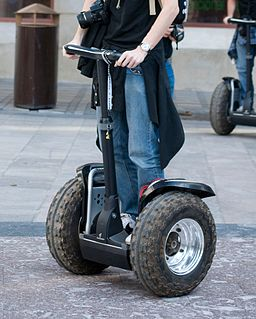 Segway (Source: Wikimedia Commons)