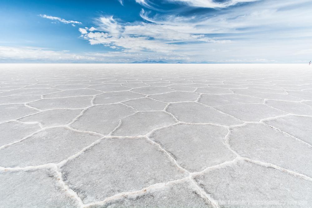 Uyuni Salt Flat 2, Bolivia