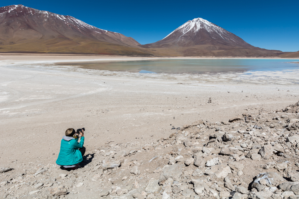 Photo Opportunity, Bolivian Highlands