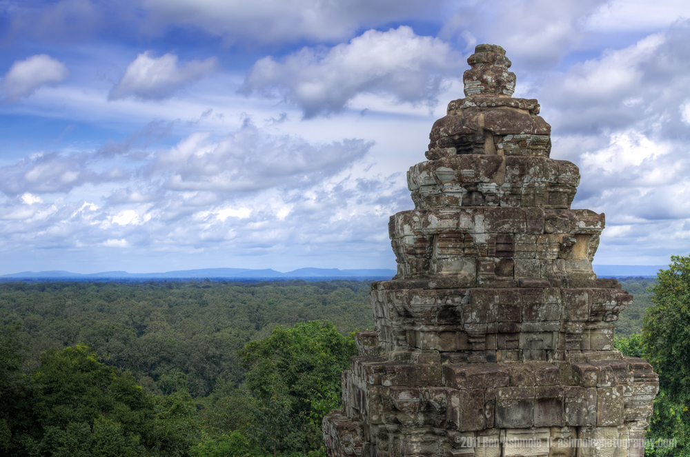 Watching the Jungle, Angkor, Cambodia, Ben Ashmole
