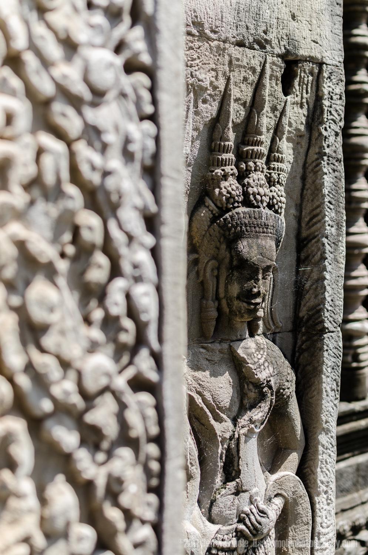 Around the Corner, Angkor, Cambodia, Ben Ashmole