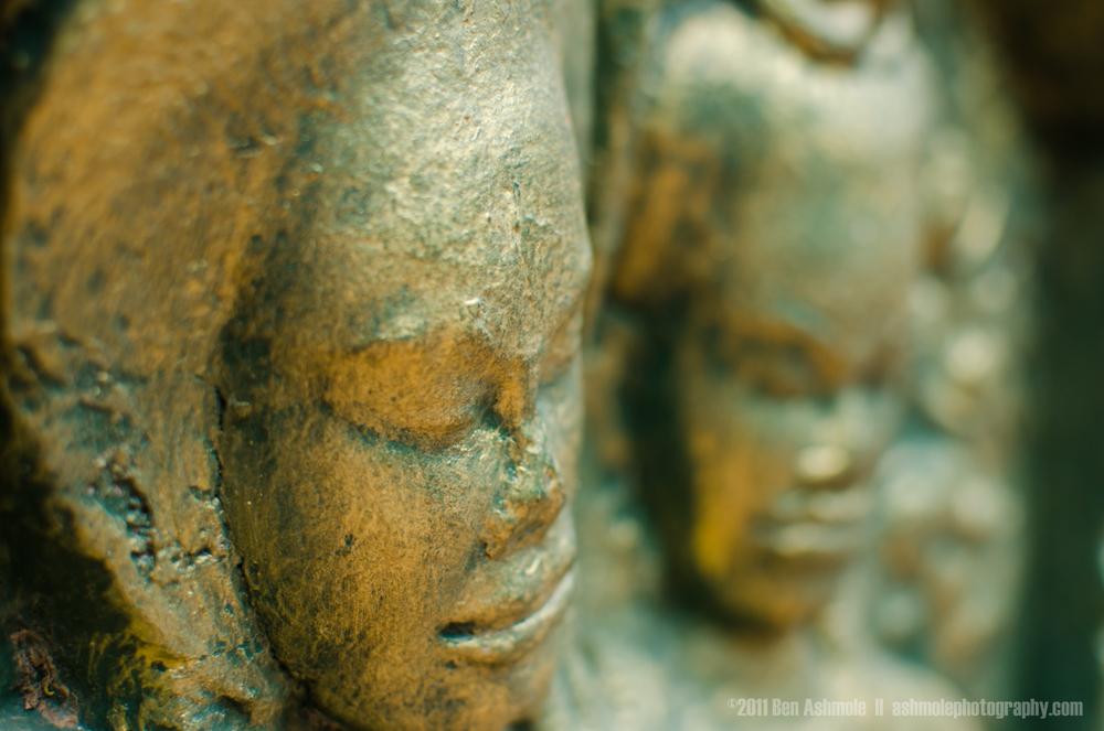 Khmer Faces, Phnom Penh, Cambodia, Ben Ashmole