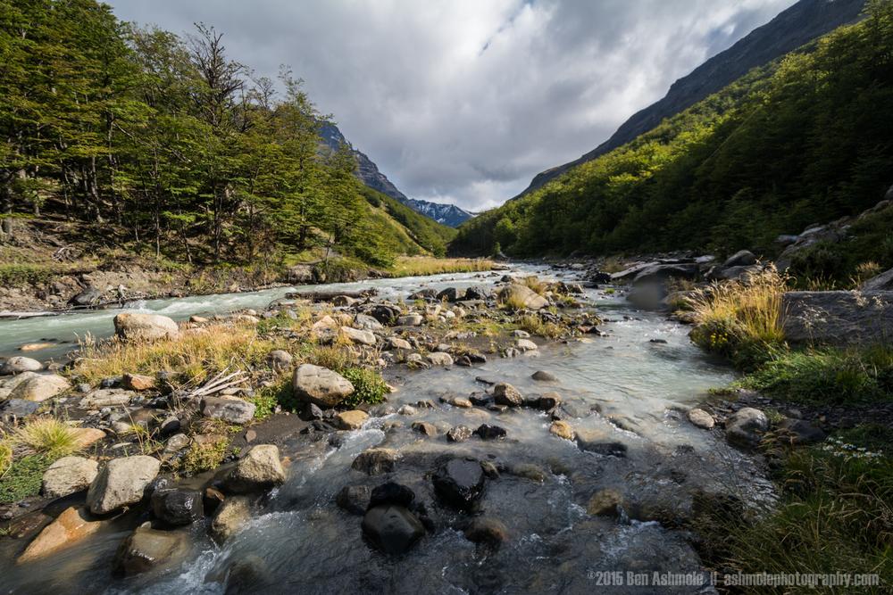 Valle Ascencio 3, Torres Del Paine, Patagonia, Chile
