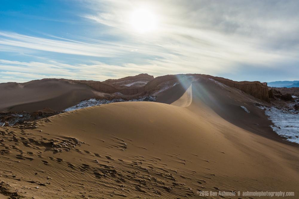 Atacama Sand Dunes 3, San Pedro De Atacama, Chile
