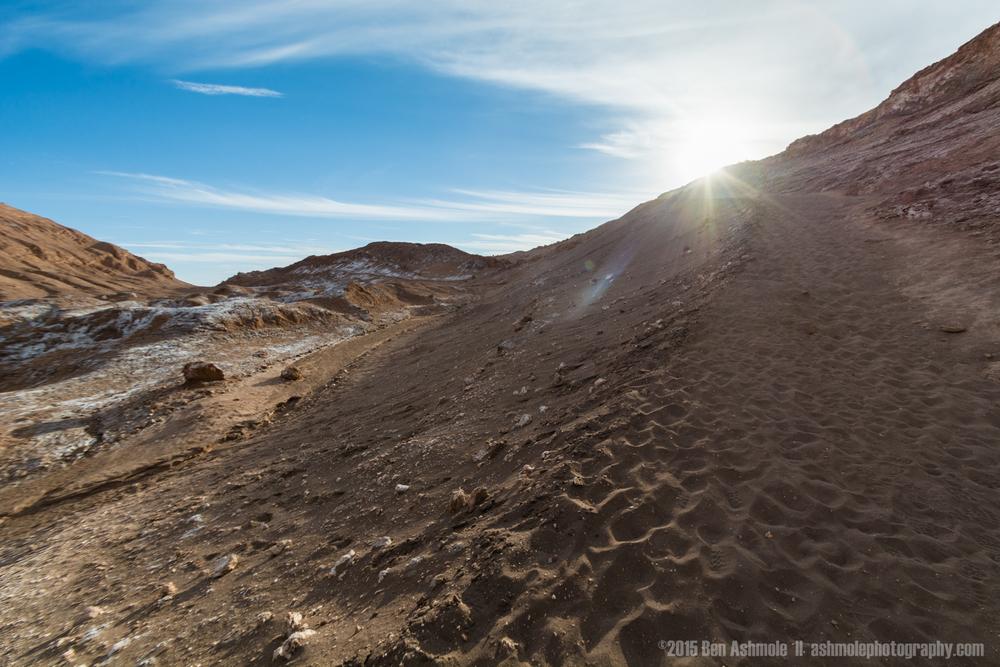 Atacama Sand Dunes 4, San Pedro De Atacama, Chile