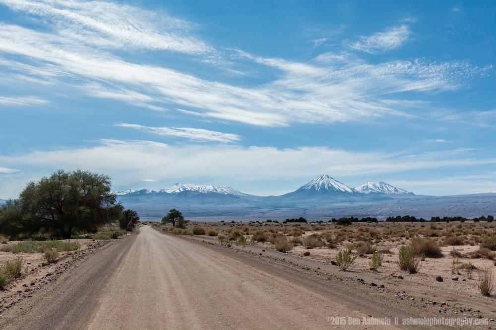 Desert Road, San Pedro De Atacama, Chile