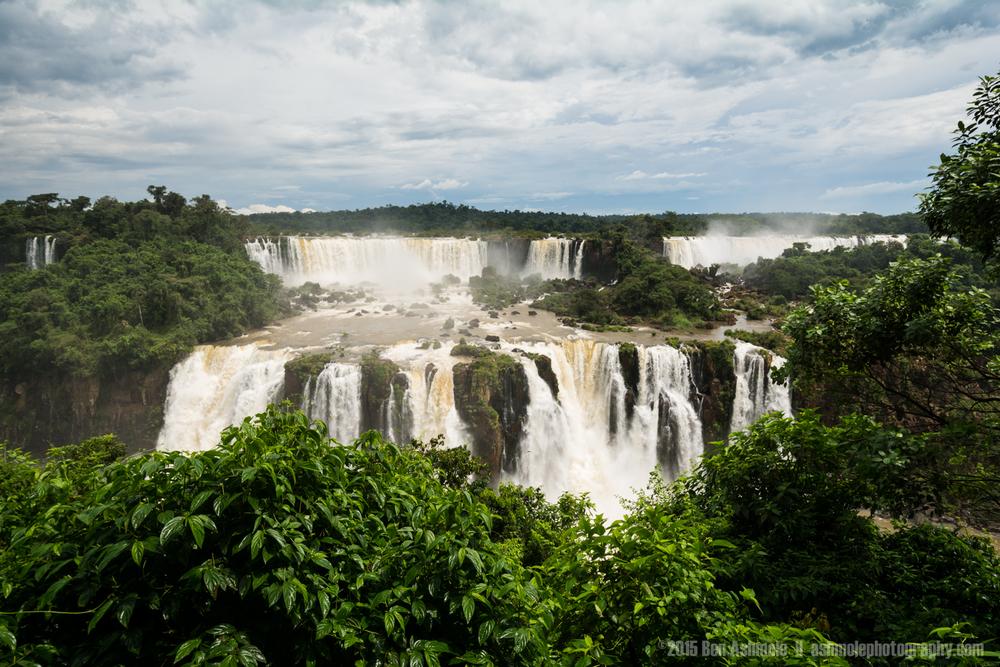 Iguazu Falls 2, Brazil