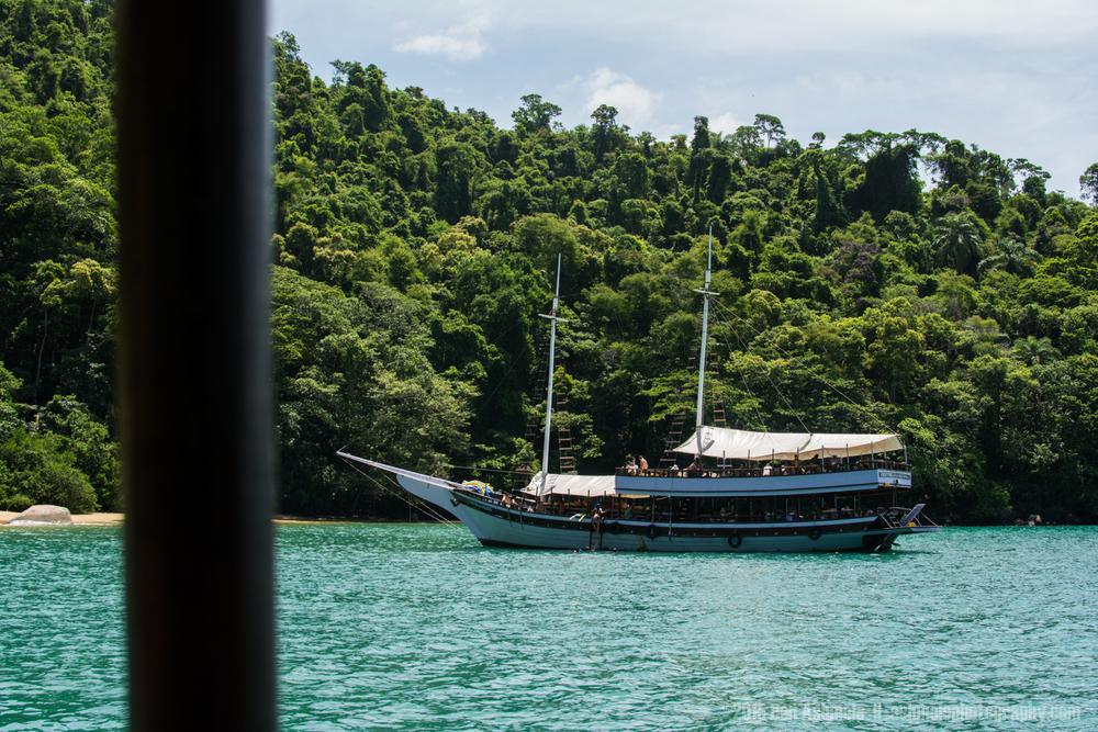 Island Yacht Trip 6, Paraty, Brazil