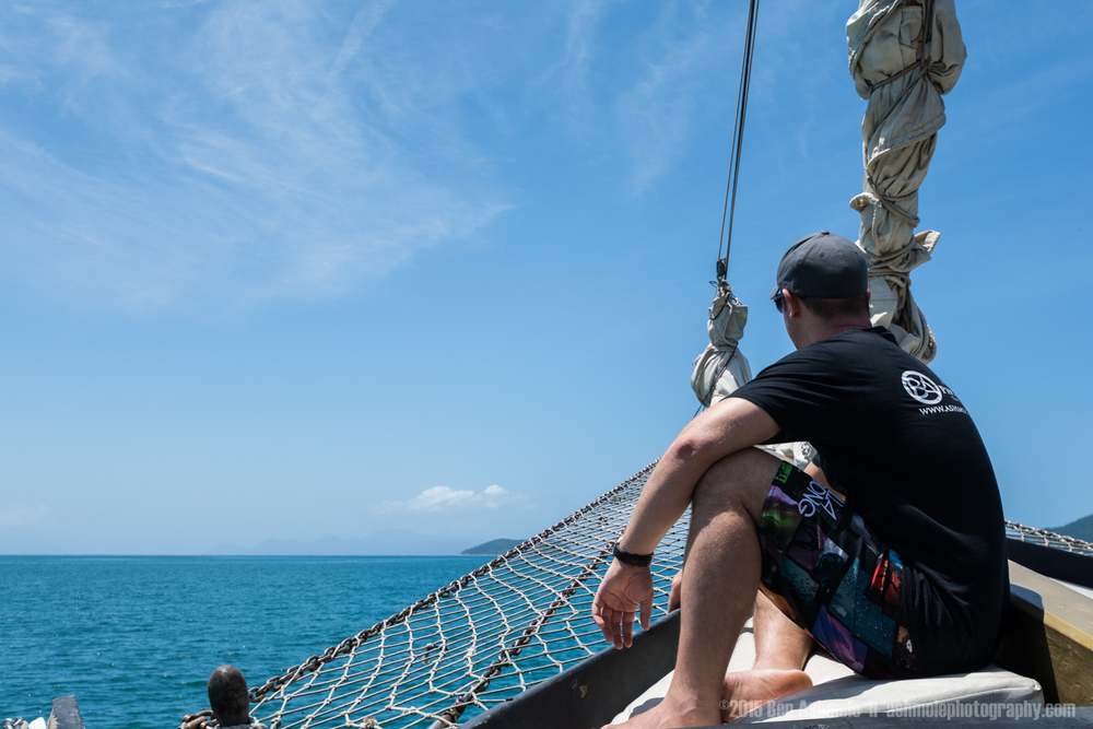 Island Yacht Trip 3, Paraty, Brazil