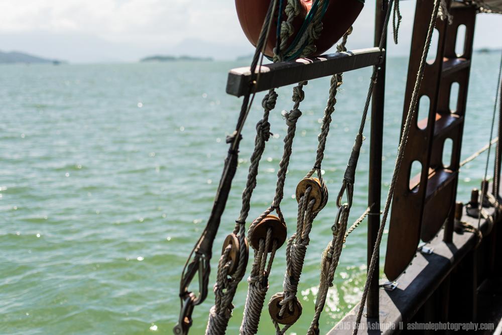 Island Yacht Trip 2, Paraty, Brazil