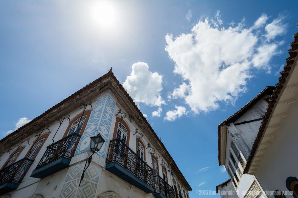 Old Town Street 4, Paraty, Brazil