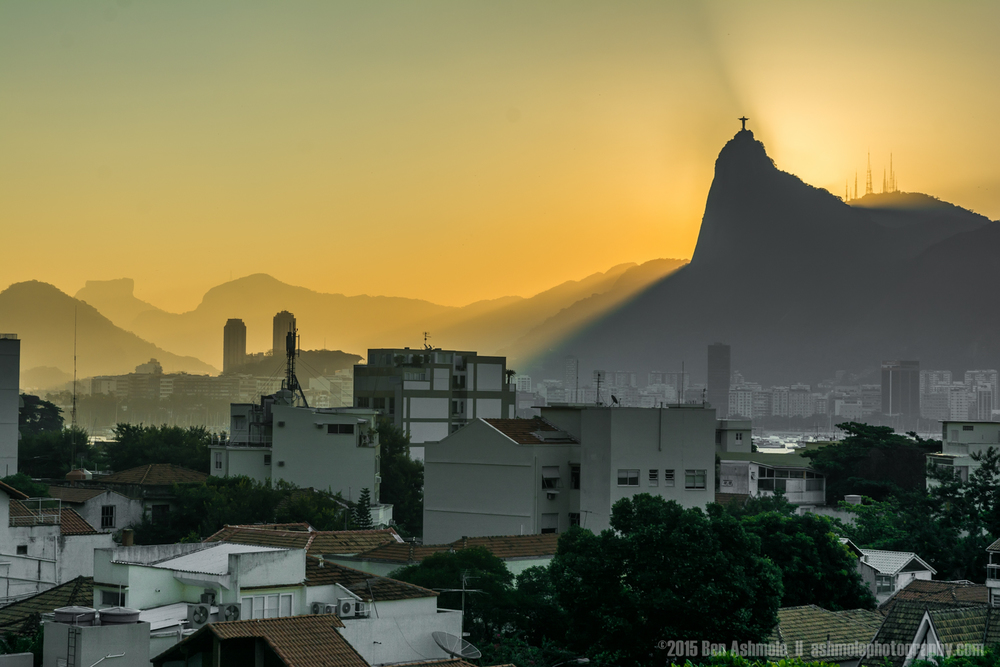 Rio Sunset, Rio De Janeiro, Brazil