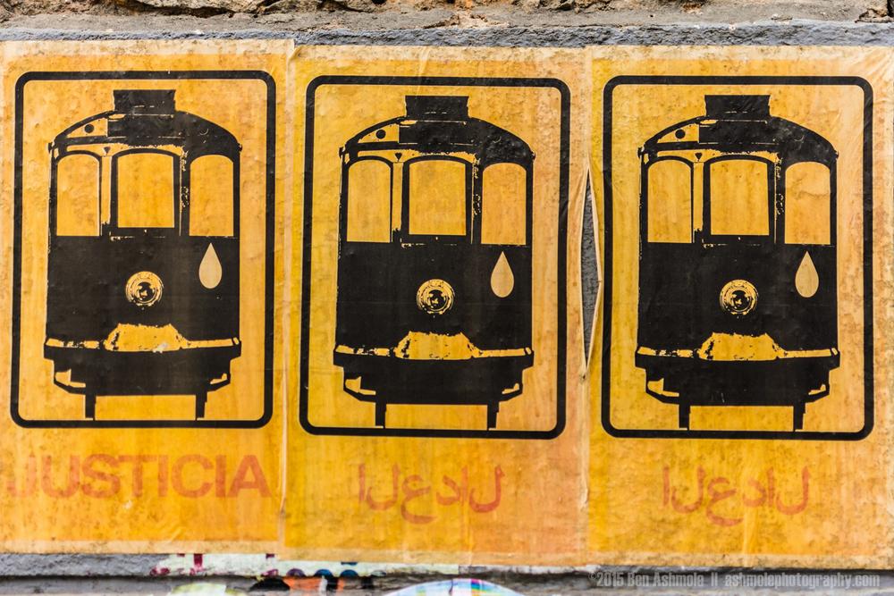 Santa Teresa Wall Art 2, Rio De Janeiro, Brazil