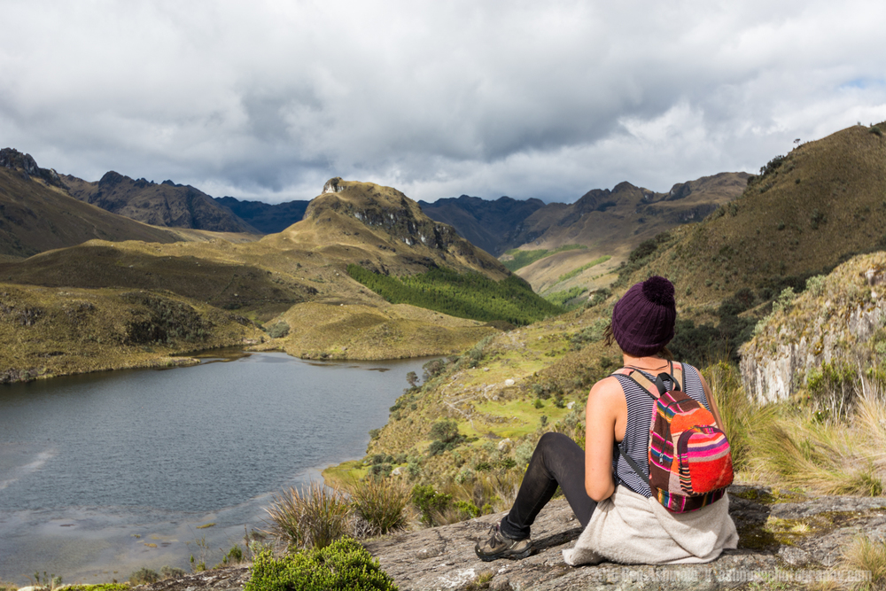 El Cajas National Park 2, Ecuador