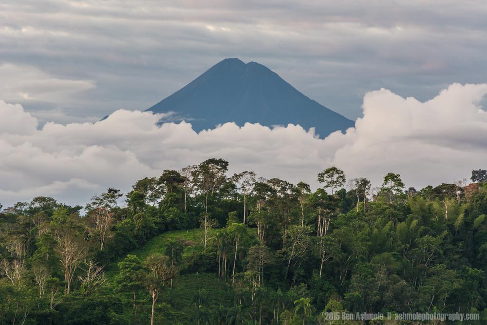 Volcano Sumaco And The Amazon, Tena, Ecuador