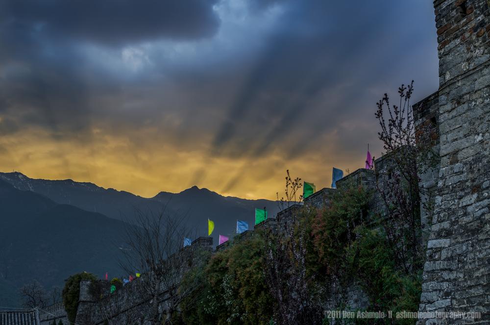 Silver Lining, Dali, Yunnan Province, China, Ben Ashmole
