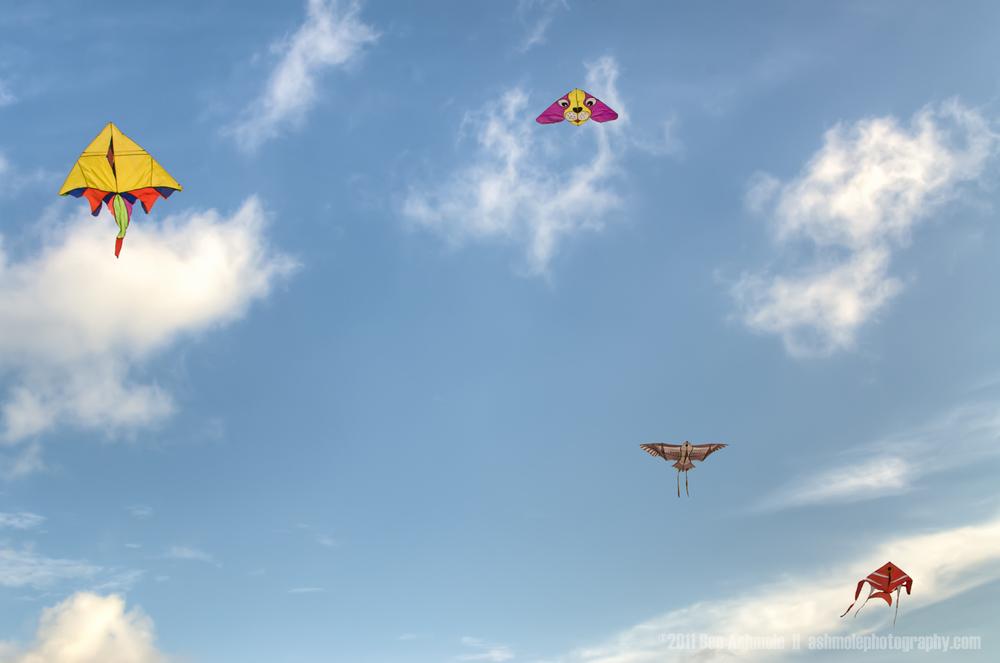 Chinese Kites, Beijing, China, Ben Ashmole