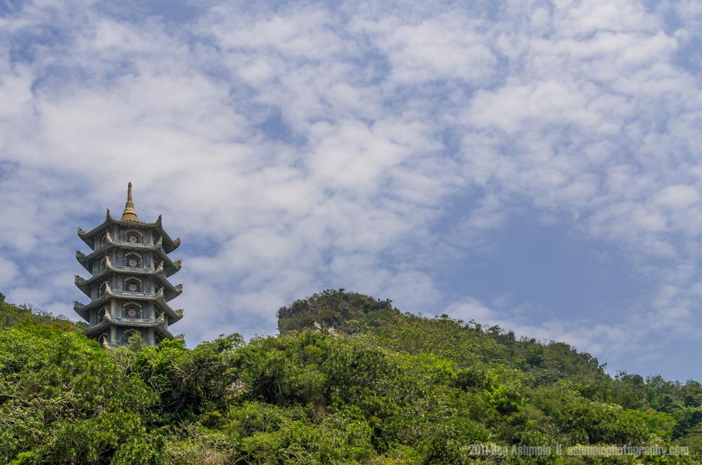 Marble Mountain Pagoda, Da Nang, Vietnam, Ben Ashmole