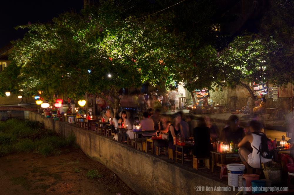 Street Food Restaurant, Hoi An, Vietnam, Ben Ashmole