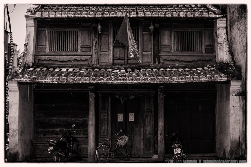 The Old Colonnial House, Hoi An, Vietnam