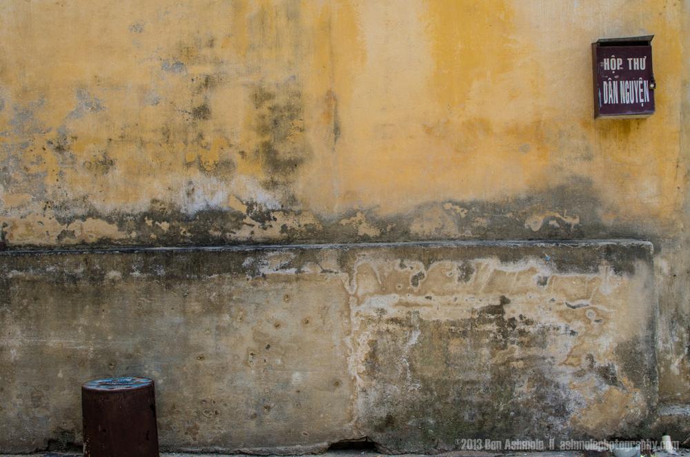 The Wall, Hoi An, Vietnam