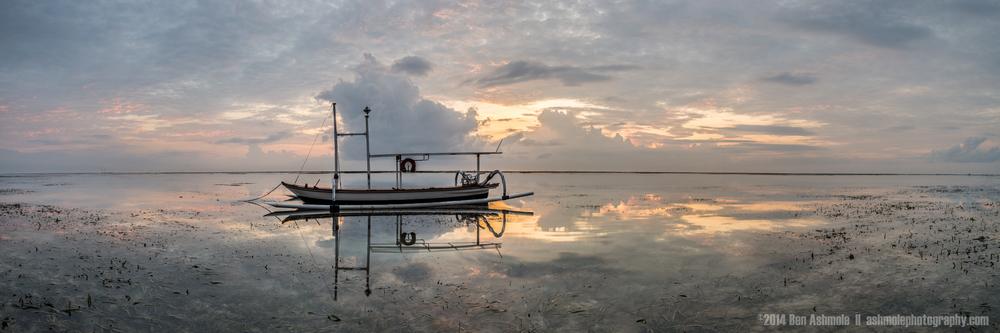 Sanur Sunrise, Bali, Indonesia