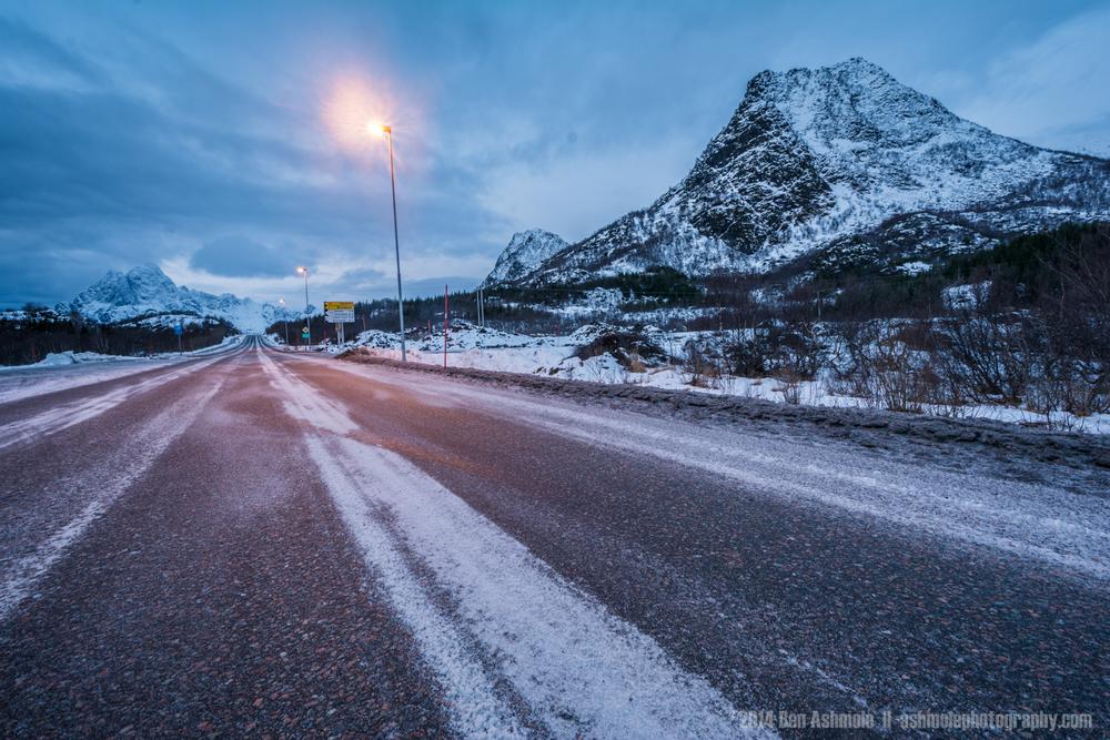 Road To Lofoten, Norway