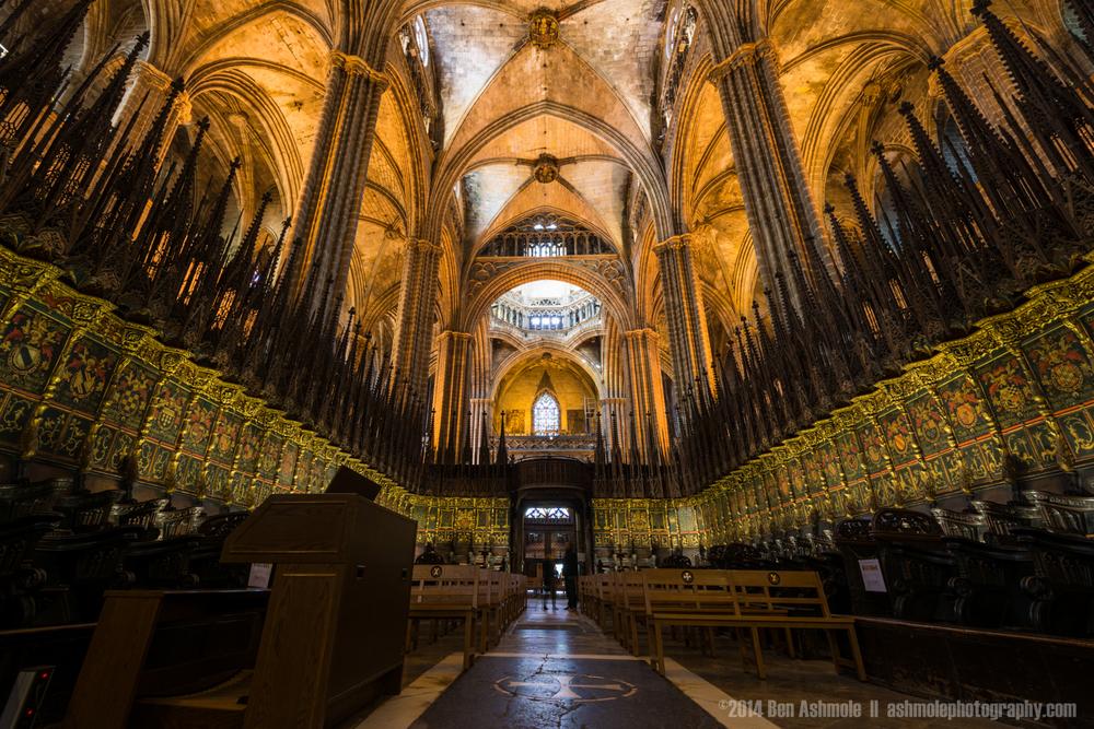 La Seu 2, Barcelona, Spain