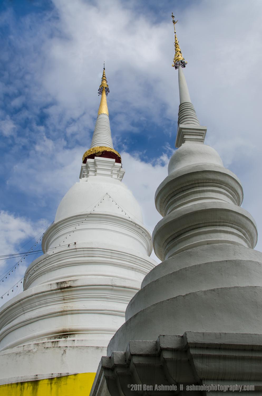 2 Chedi's, Chiang Mai, Thailand, Ben Ashmole