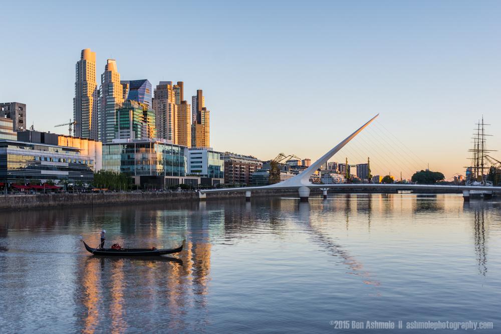 Gondola, Buenos Aires, Argentina