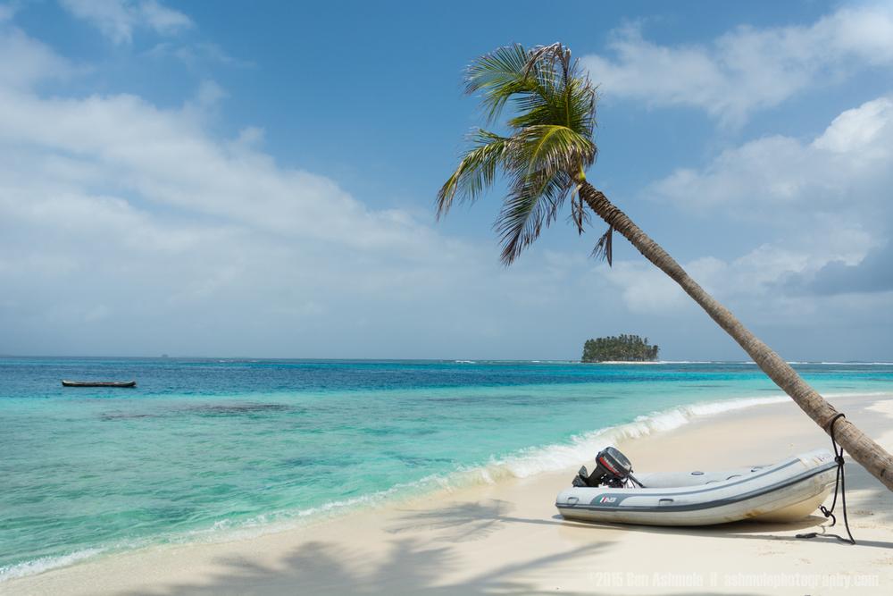 Paradise, San Blas, Panama