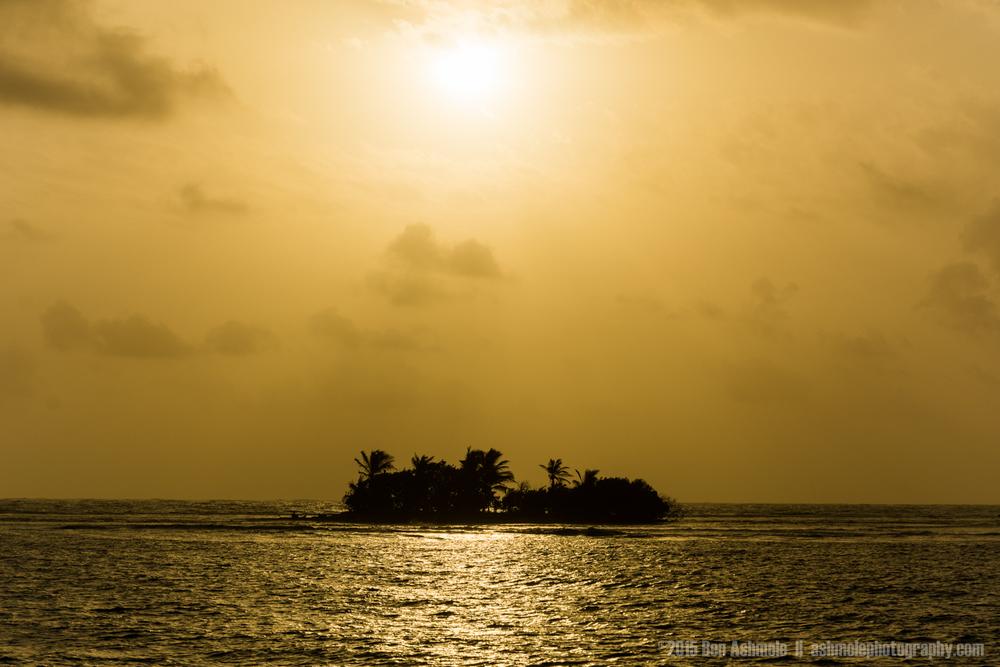 Desert Island, San Blas, Panama