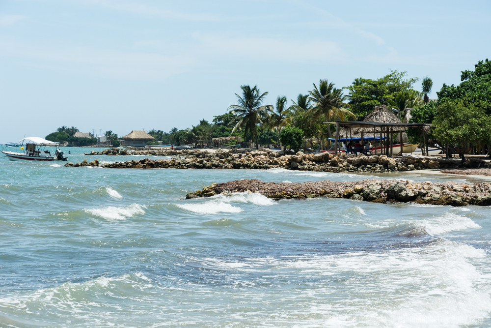 Down The Coast, Rincon Del Mar, Colombia