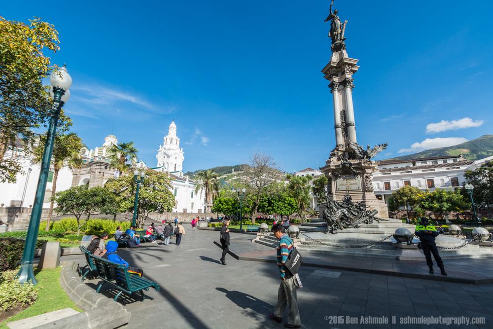 Plaza Grande 2, Quito, Ecuador
