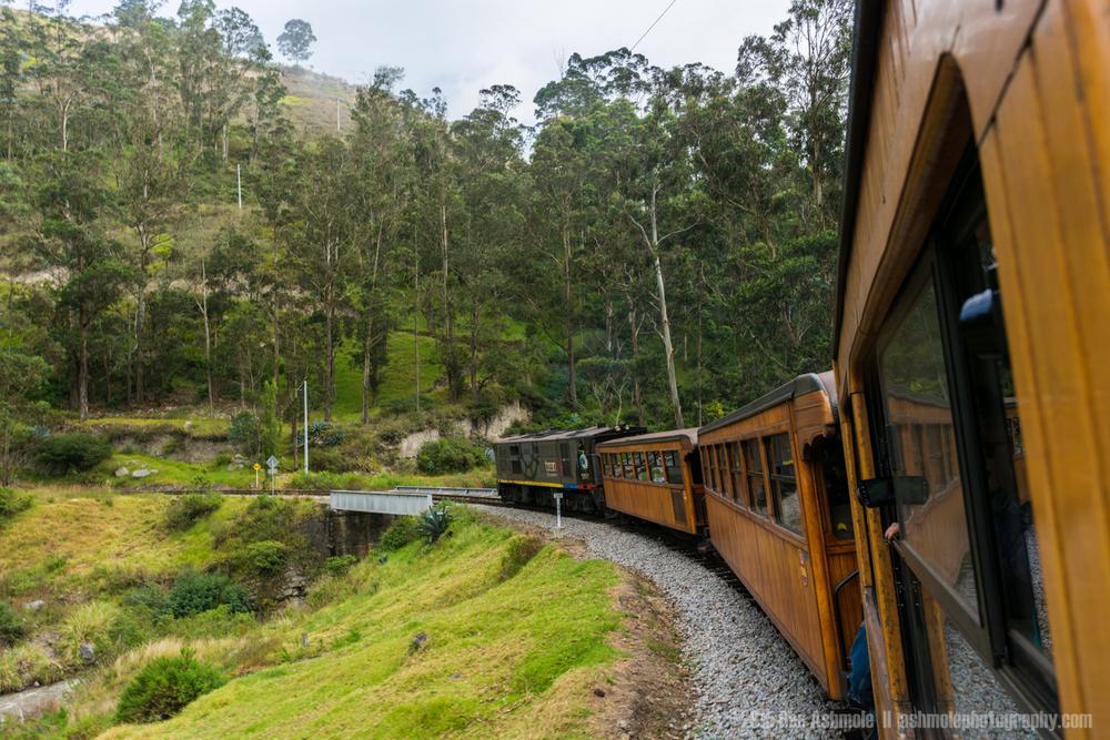The Devil's Nose Train 2, Alausi, Ecuador