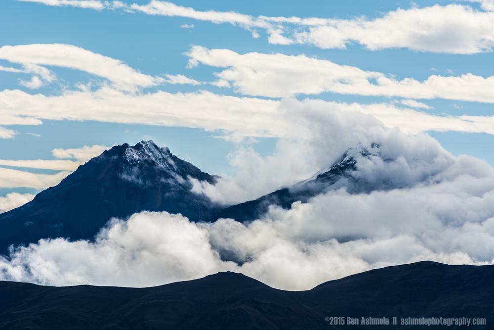 Volcanoes, Quilotoa Loop, Ecuador
