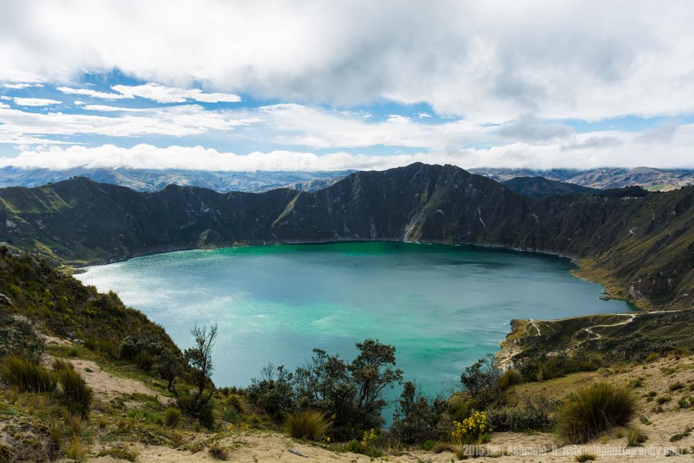 Laguna Quilotoa 2, Ecuador