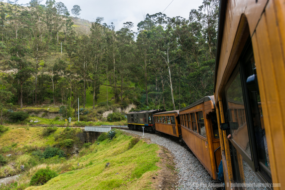 The Devil's Nose Train 2, Alausi, Ecuador