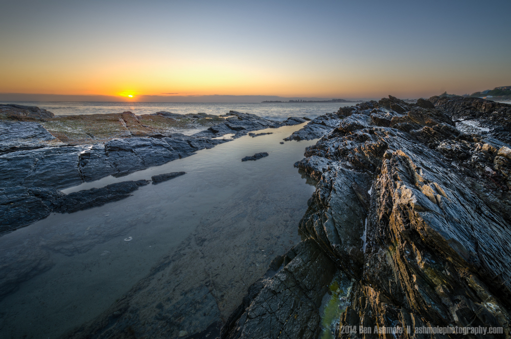 Start Of A New Day, Currumbin, Queensland, Australia