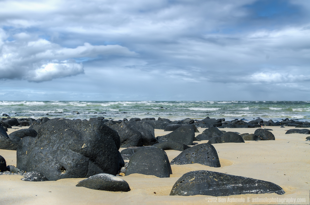 Pebble Beach, Elliot Heads, Queensland, Australia, Ben Ashmole