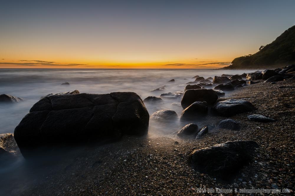 Horizon Glow, Burleigh Heads, Gold Coast, Australia