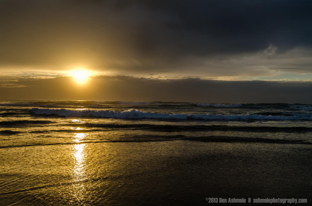 Light On The Ocean, Gold Coast, Australia